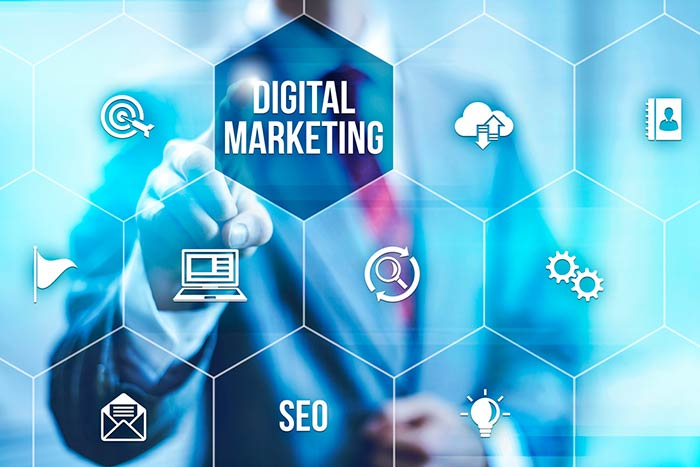 Digital markedsføring - SEO
