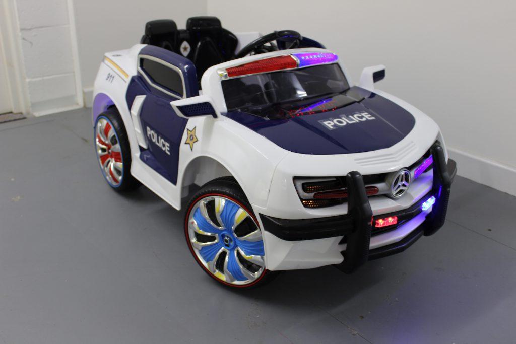 Elektrisk bil til barn